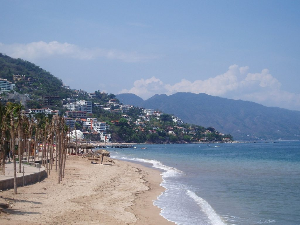 Living large in Mexico is easy to do when you're in a place like Puerto Vallarta
